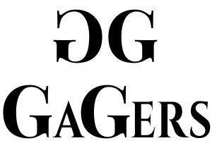 Logotipo GG Gagers