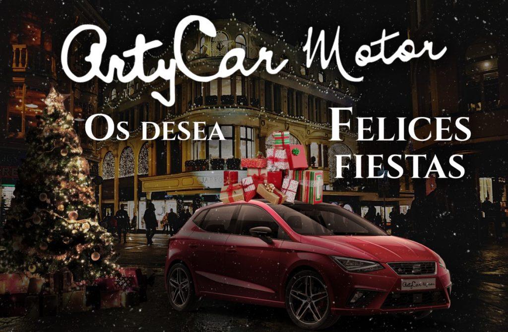 felices fiestas Artycar 2019